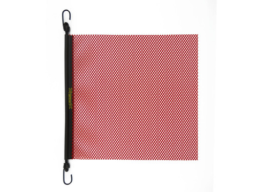 Oversize Warning Products EZ Hook Warning Flag