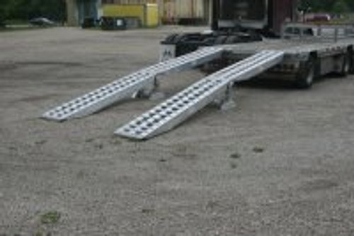 Portable Aluminum Loading Ramps