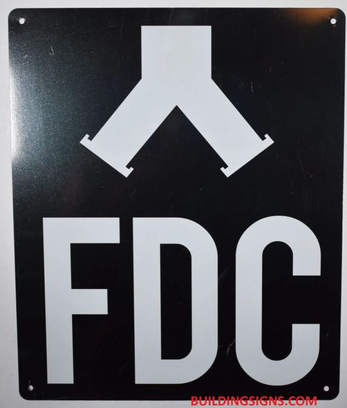 FDC SIGN for Building