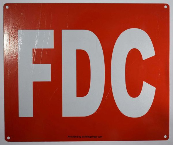 FDC HPD SIGN