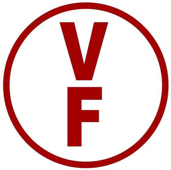FLOOR TRUSS IDENTIFICATION Sign-TYPE V (STICKER)