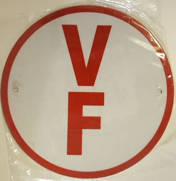 FLOOR TRUSS IDENTIFICATION Dob SIGN-TYPE V