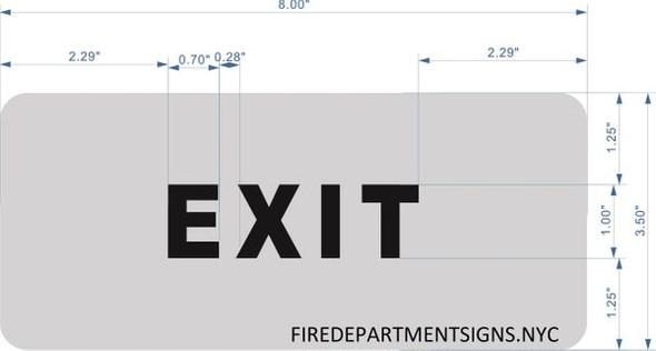EXIT Signage (Signage