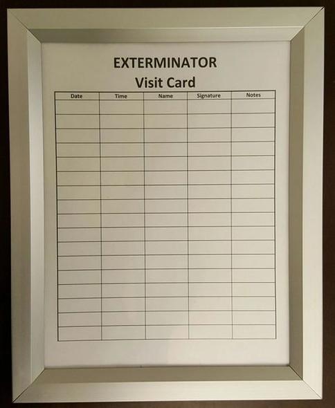 Exterminator Dob Frame