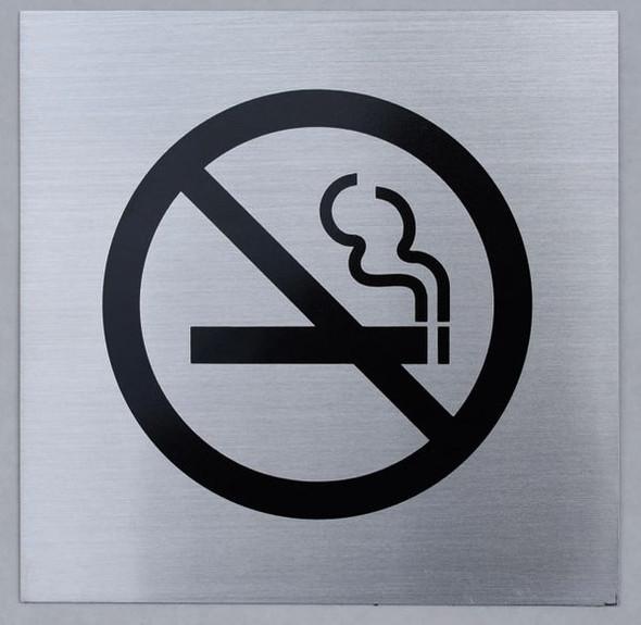 NO SMOKING SYMBOL SIGN for Building