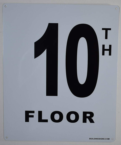 10th Floor Sign-Grand Canyon Line