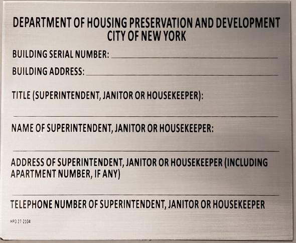 hpd building registration number