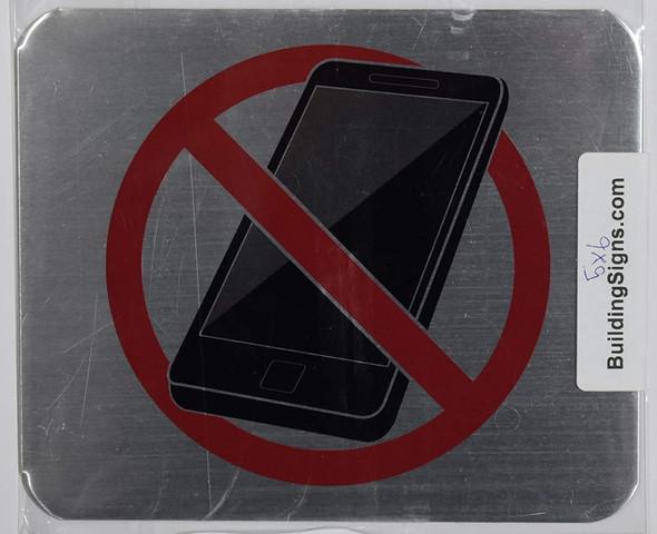 no cell phone sign-The Gallery LINE