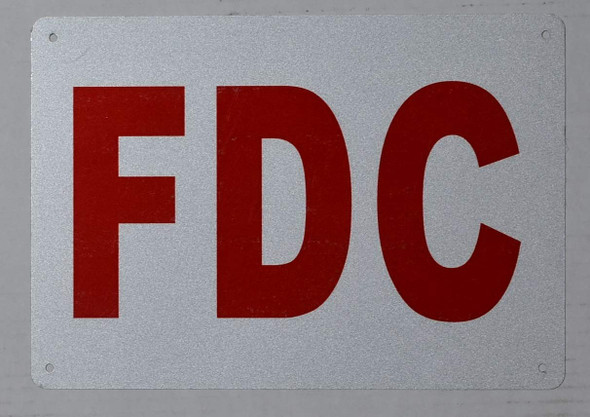 FDC Sign