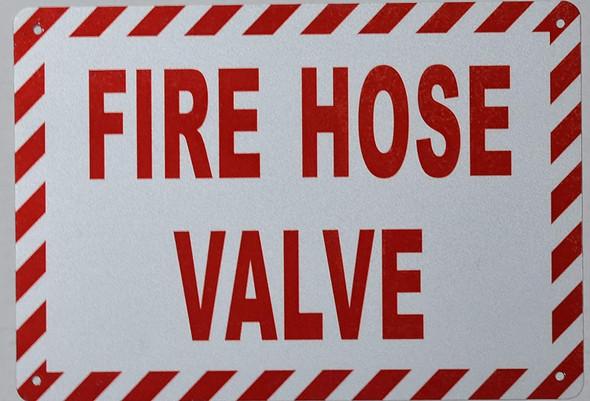FIRE Hose Valve Sign
