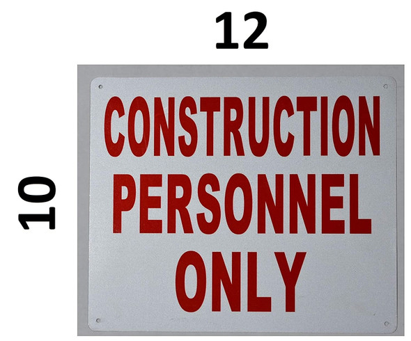 """Construction Personnel only"""