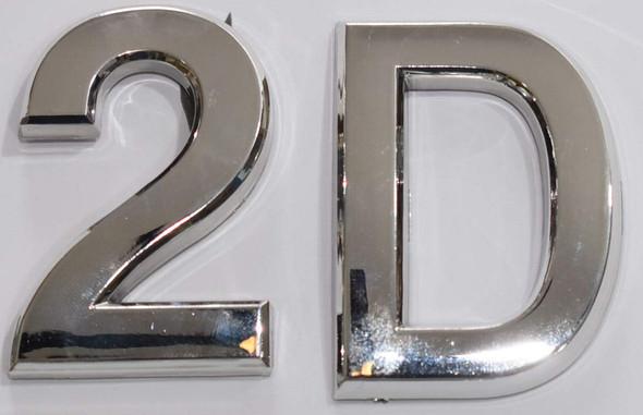 Apartment Number 2D