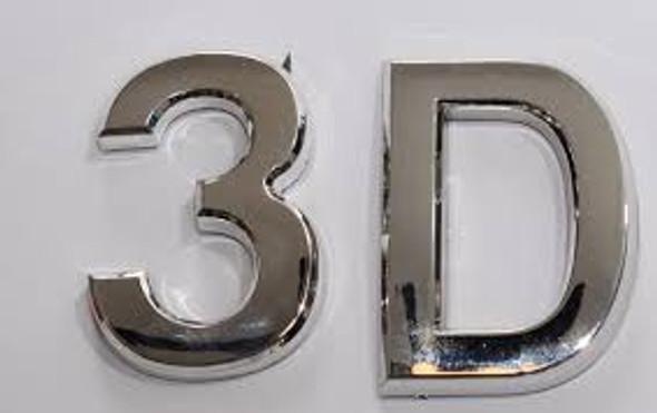 Apartment Number 3D