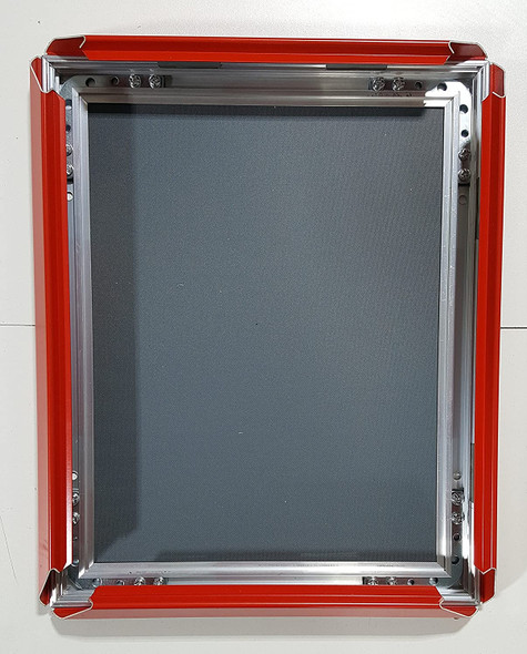 Snap Poster Frame heavy duty !!! / Picture Frame / notice frame Front Load Easy Open Snap frame Heavy Duty !!!Building Frame
