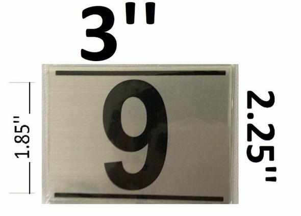 APARTMENT NUMBER NINE (9)