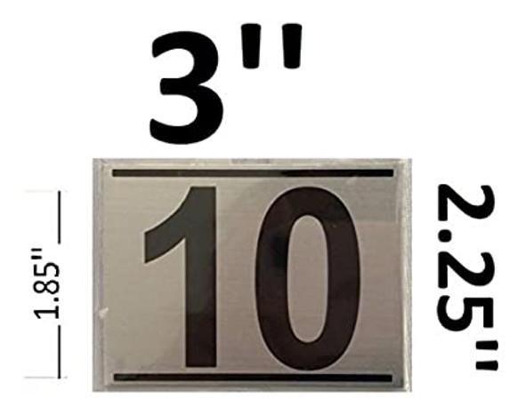 APARTMENT NUMBER TEN (10)