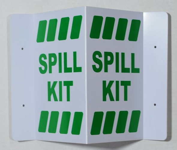 Spill KITD Projection Sign/Spill KIT Hallway Sign