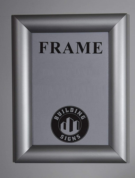 Business License Certificate Frame