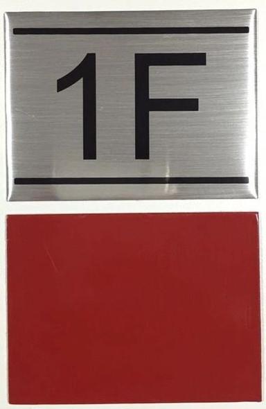 APARTMENT NUMBER  -1F