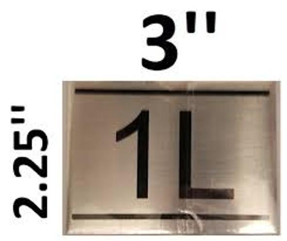 APARTMENT NUMBER  -1L