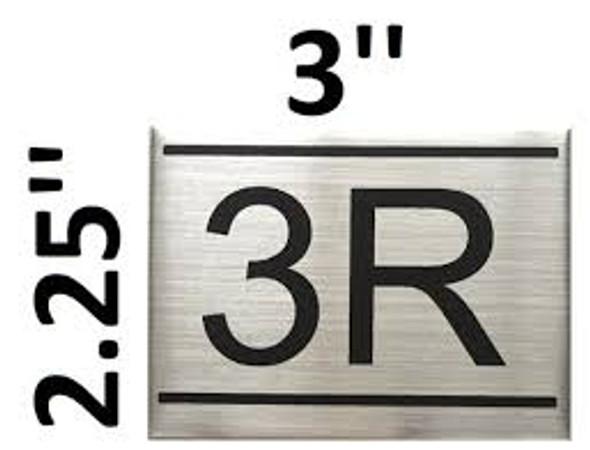 APARTMENT NUMBER  -3R