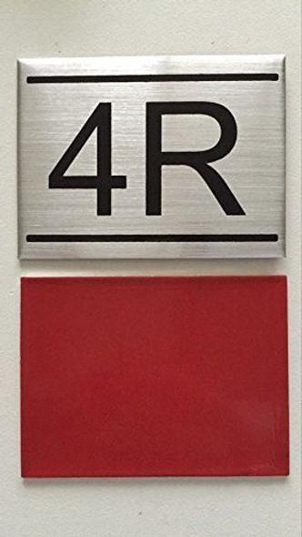 APARTMENT NUMBER  -4R