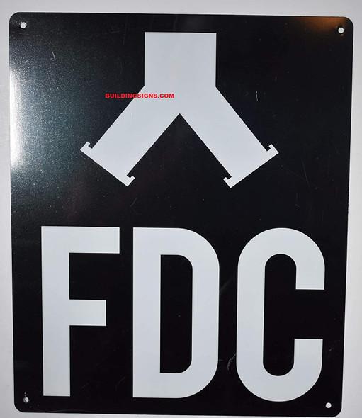 FDC Signage with Symbol Signage