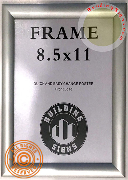 Aluminum Snap Frame for Poster/Notice Frame BuildingSign Frame