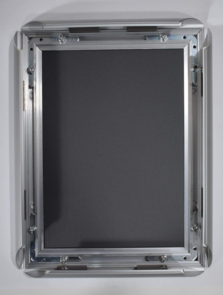 Elevator Certificate Frame Front Load