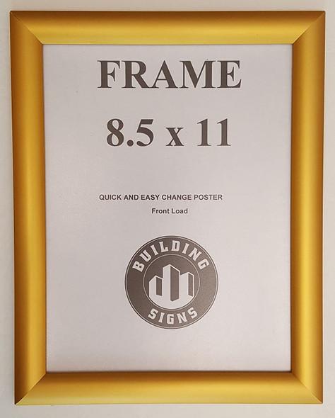 Gold Snap Poster Frame/Picture Frame/Notice Frame
