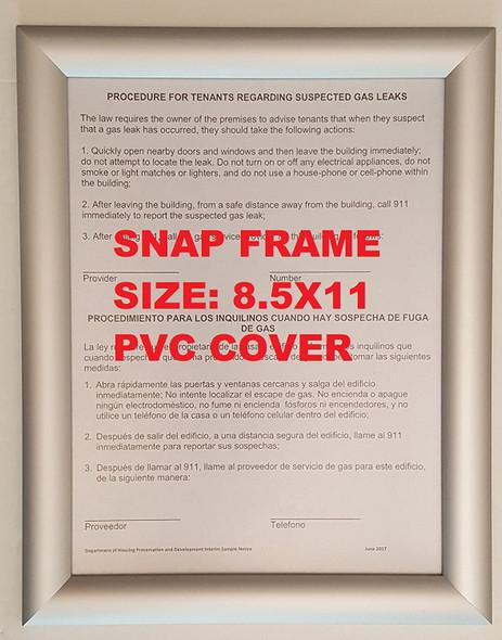 Aluminum Snap Frame for Poster es, 25mm Profile  Building Frame