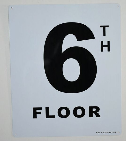 6th Floor Sign-Grand Canyon Line