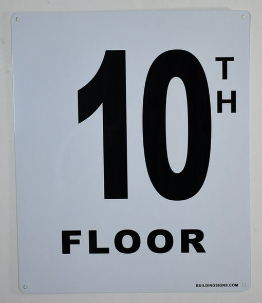 10th Floor Signage-Grand Canyon Line
