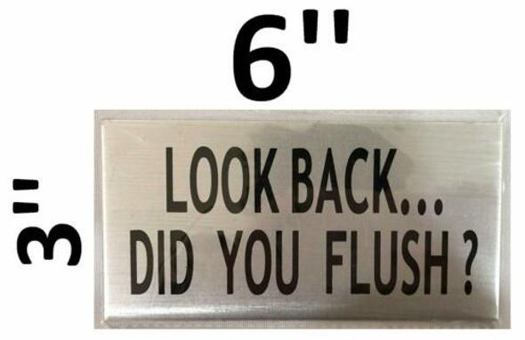 Toilet Signage Set