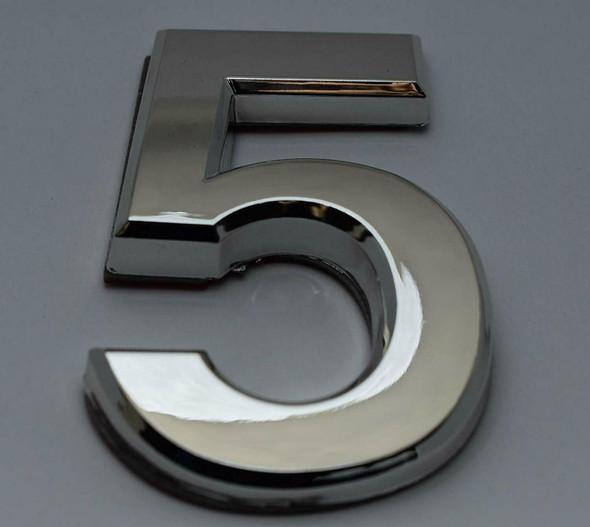 2 PCS - Apartment Number Number 5