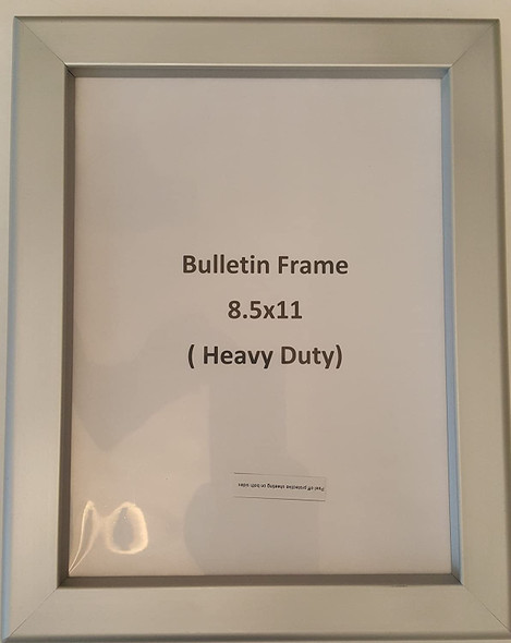Bulletin Notice Frame 8.5 x 11
