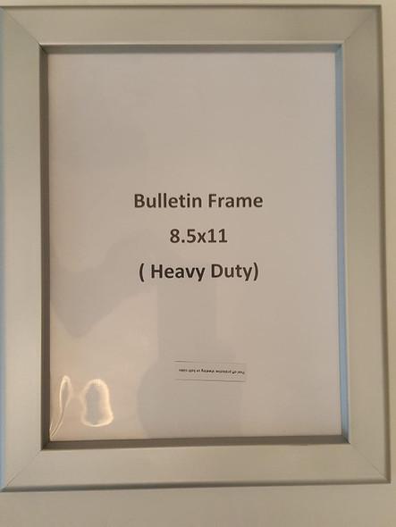 Bulletin Notice Frame Building Frame