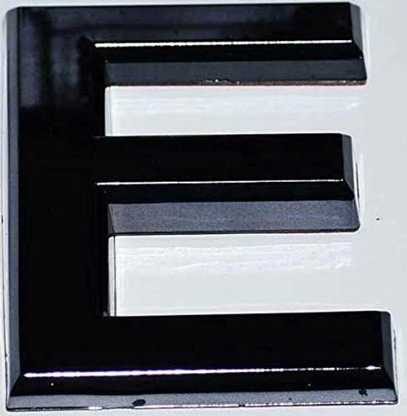 1 PCS - Apartment Number Sign/Mailbox Number Sign, Door Number Sign. Letter E