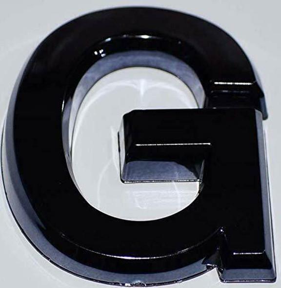 1 PCS - Apartment Number Sign/Mailbox Number Sign, Door Number Sign. Letter G