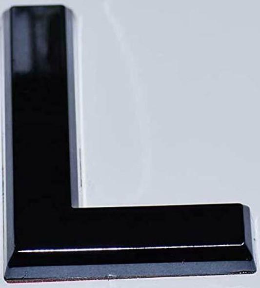 1 PCS - Apartment Number Sign/Mailbox Number Sign, Door Number Sign. Letter L