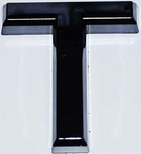 1 PCS - Apartment Number Sign/Mailbox Number Sign, Door Number Sign. Letter T