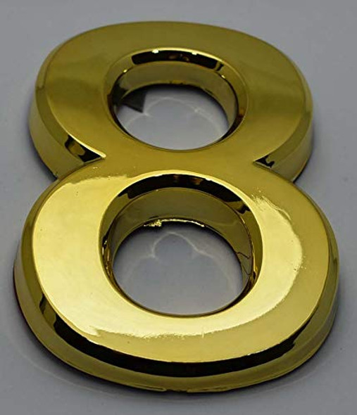 Apartment Number Number 8 Gold