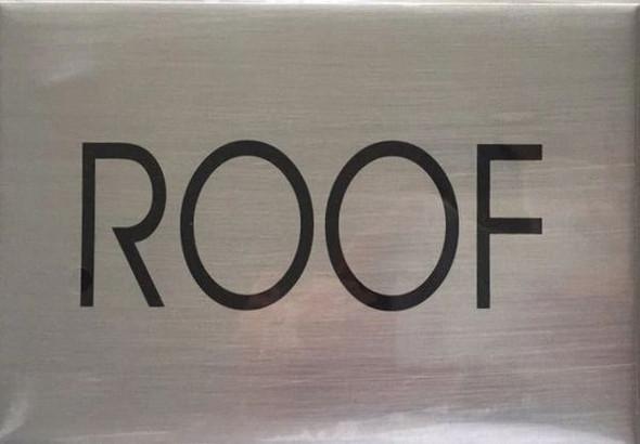 ROOF SIGN - Delicato line