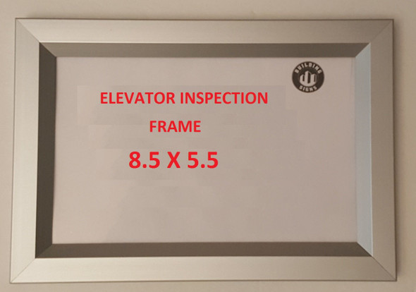 Inspection Frame