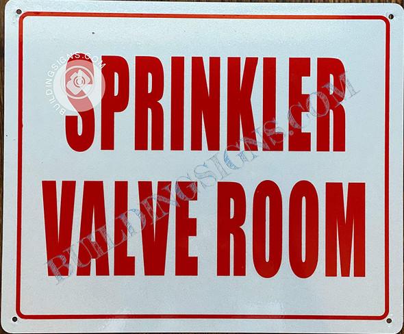 Sprinkler Valve Room  Singange