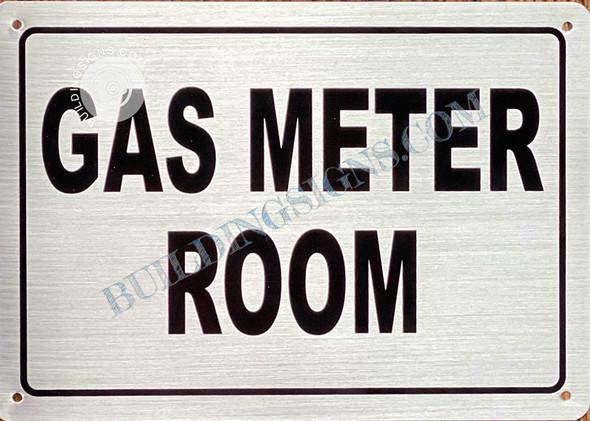 Gas Meter Room  Singange