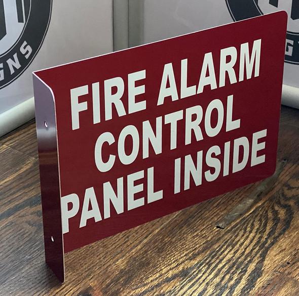 FIRE Alarm Control Panel Inside Projection -FACP Inside 3D  Singange