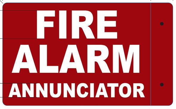 FIRE Alarm Annunciator Projection - FIRE Alarm Annunciator 3D  Singange