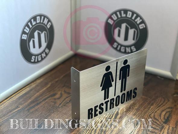 Restroom Projection - Restroom 3D   Singange