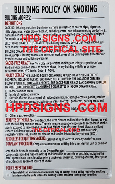 HPD  The Full signs Package